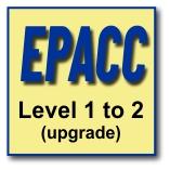 EPACC L1 to L2 upgrade