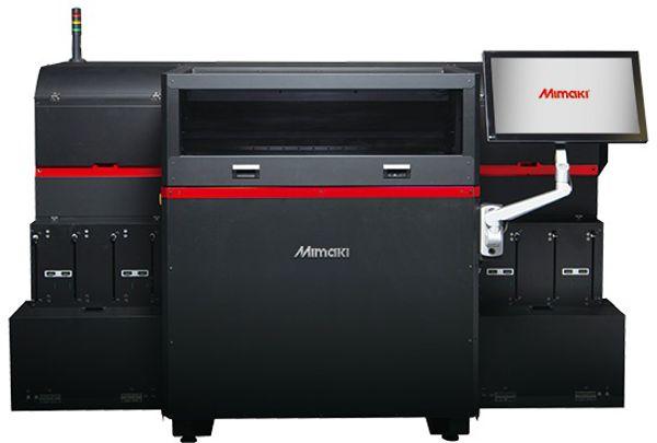 Mimaki  3D UJ553 colour 3D printer
