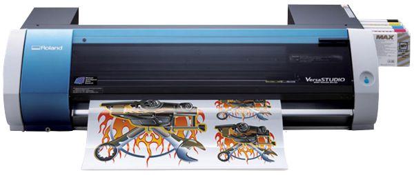 Roland BN20 printer cutter