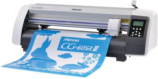 Mimaki CG60 SR3 vinyl cutter