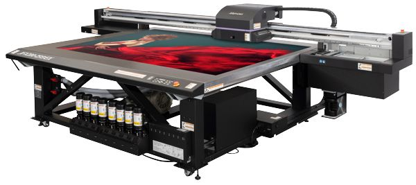 Mimaki JFX200 2513ex UV printer