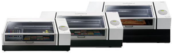 Roland LEF2 UV printer