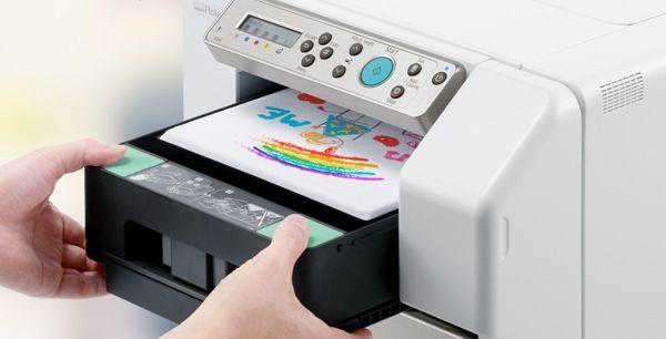 Roland BT12 garmnt printer