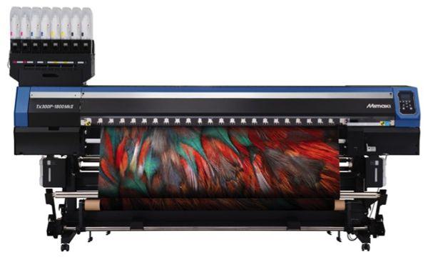 Mimaki TX300P textile printer