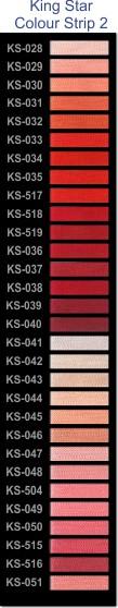 King Star colour strip 2
