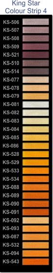 King Star colour strip 4