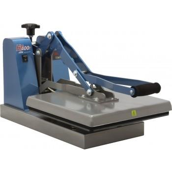 Hix HT400 manual Clam Heat Press