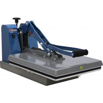 Hix HT600 manual clam heat press