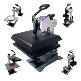 Geo Knight DC16 combi press