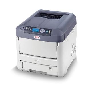 OKI Pro 7411WT laser printer