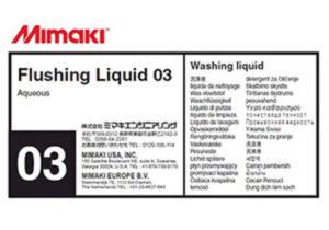 Mimaki washing liquid C-FL003-Z-22